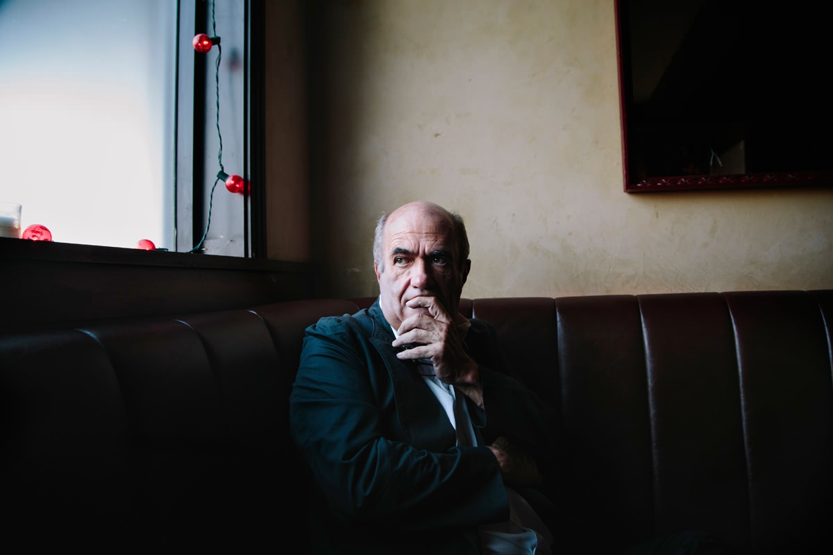 Colm Toibin for The New York Times