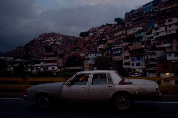 Caracas Travelogue