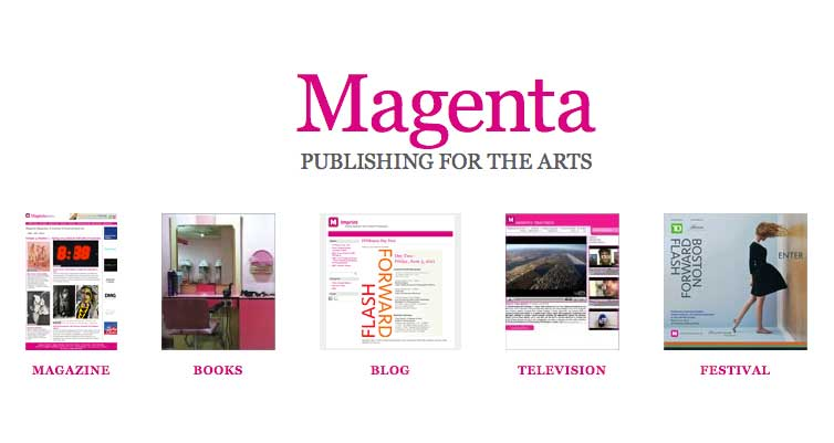 Selected for Magenta Foundation Flash Forward 2013